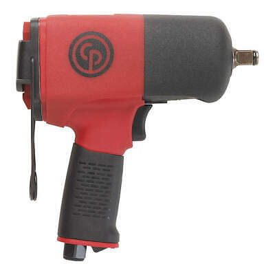 CHICAGO PNEUMATIC Air Impact Wrench,Industrial,Pistol Grip, CP8252-R