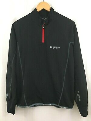 Triumph Knox Cold Killers Windproof Sport Motorcycle Motorbike Top size S