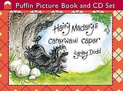 (Good)-Hairy Maclary's Caterwaul Caper (Hairy Maclary and Friends) - Book and CD