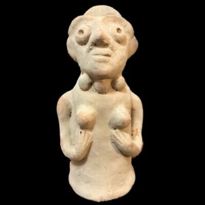 Top Quality Ancient Indus Valley Female Fertility Goddess Figurine (2)