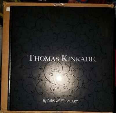 THOMAS KINKADE HARD COVER COFFEE TABLE ART BOOK by PARK WEST GALLERY