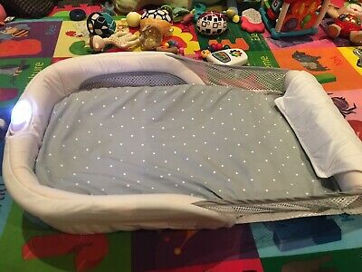 First Years Close/Safe & Secure Sleeper in very good condition , portable