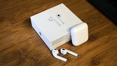 Apple Airpods Gen2 - New Factory Sealed!!! White! A2032 A2031 A1602 Mv7N2Am/A