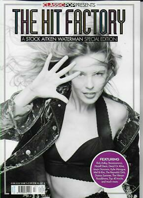 CLASSIC POP PRESENTS;The Hit Factory-C1*Post included to UK/Europe/USA/Canada