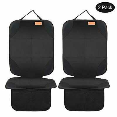 Car Seat Protector, Smart elf 2Pack Seat Protector Protect Child Seats with Thic