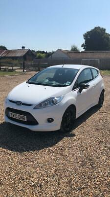 2010 Ford Fiesta Zetec 1.4 3 Door White St Lookalike