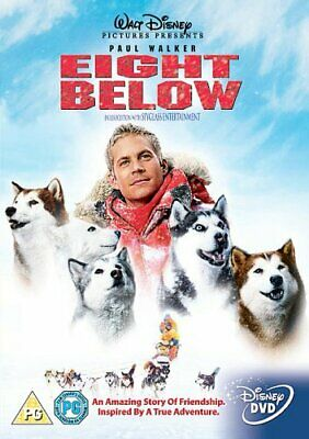 Eight Below [DVD] Used In acceptable condition