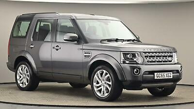 2015 Land Rover Discovery 4 3.0 SD V6 HSE s s 5dr Auto SUV Diesel Automatic