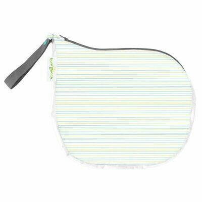 bumGenius Outing Wet Bag - Holds 3 to 5 Cloth Diapers (Boy Stripe)