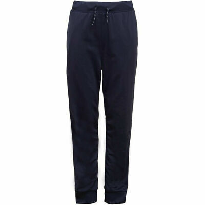 Converse Junior Boys Tricot Taping Track Pants Sweat Joggers Navy 968674 695
