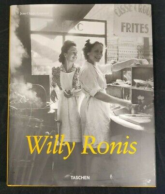 Willy Ronis, instants dérobés - JC Gautrand - 2005 - photographies photo Taschen