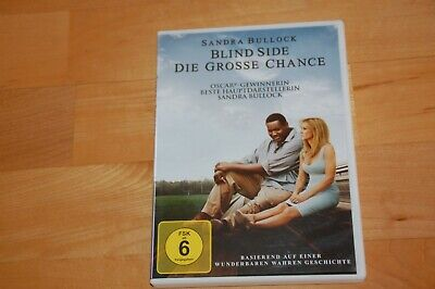 Blind Side - Die grosse Chance DVD Sandra Bullock