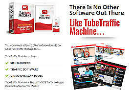 TubeTraffic Machine Instant Traffic, get Leads, Sales & Commissions!