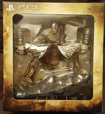 God of War Ascension - Figurine Collector Kratos 20cm - Comme neuf