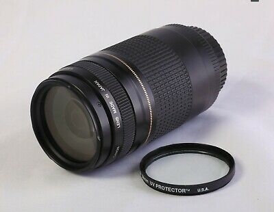 Canon EF 75-300 mm F/4.0-5.6 III Lens - Hate to part with it