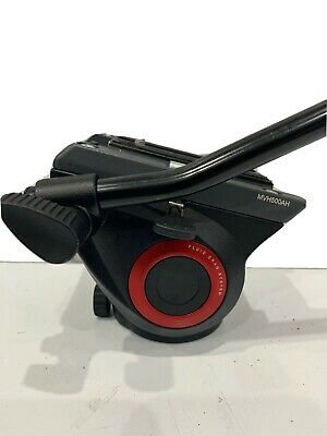 Manfrotto MVH500AH Fluid Video Head With Quick Release Plate