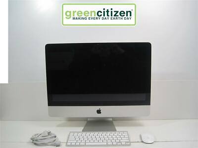 Apple A1311 iMac Mid 2011 i5-2400S 2.5GHz 4GB RAM 500GB 21.5""