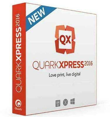 QuarkXPress 2016 For Windows 🔥 Full License 🔥 Instant Delivery 🔥 Download 🔥