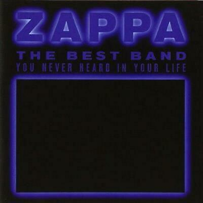 Best Band You Never Heard in Your Lif - Frank Zappa Compact Disc Free Shipping!