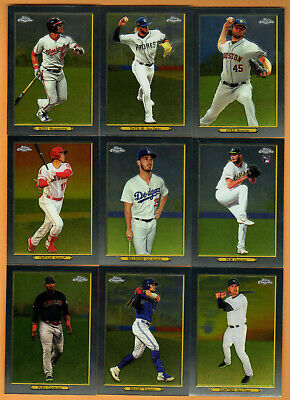 2020 Topps Baseball - Turkey Red Chrome - Complete Your Set!