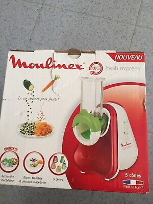 Robot Fresh Express Moulinex Dj 800 G34