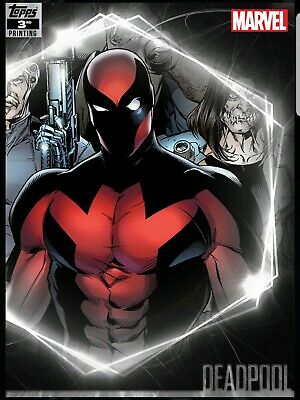 Topps Marvel Collect Ultimate Universe: 3rd Printing - Deadpool