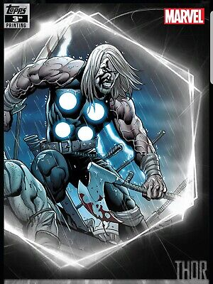 Topps Marvel Collect Ultimate Universe: 3rd Printing - Thor