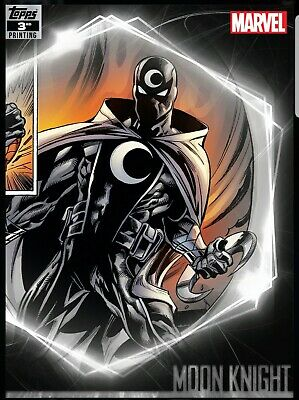 Topps Marvel Collect Ultimate Universe: 3rd Printing - Moon Knight