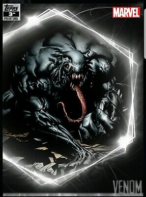 Topps Marvel Collect Ultimate Universe: 3rd Printing - Venom