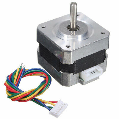 Nema 17 Stepper Motor 26N.cm 12V 0.4A 4 Wire Cable for 3D Printer CNC Reprap Hot