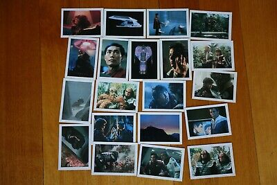 Star Trek - 1984 Ftcc Cards - Lot Of 20 Cards