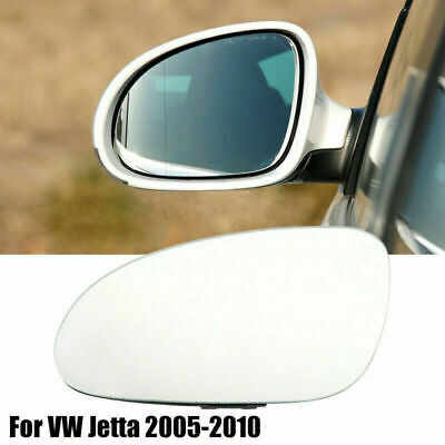 Wing Side Mirror Aspherical Heated Primed LEFT Fits MERCEDES W210 96-2003