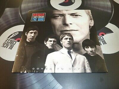 """David Bowie/The Who - I Can't Explain Numbered Ltd Red Vinyl 7"""" Single Mint"""