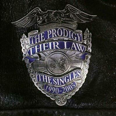 Their Law-The Singles 1990-2005 - Prodigy Compact Disc Free Shipping!