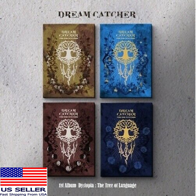 DreamCatcher - [Dystopia:The Tree Of Language] 1st Album(KpopMusicDepot)