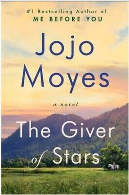 The Giver of Stars By Jojo Moyes PDF (Eb00k) Delivers Within 2 Hours!!