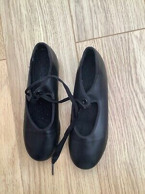 Tap Shoes Hardley Worn Size 2 need laces