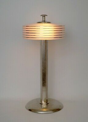 Very Elegant Original WMF Ikora Art Deco Table Lamp Desk Lamp 1930