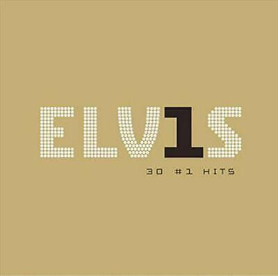 Elv1s 30 No 1 Hits - Elvis Presley Compact Disc Free Shipping!