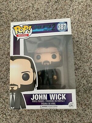 Funko Pop! Movies: John Wick Chapter 2 John Wick #387