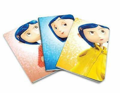 Coraline Pocket Notebook Collection - 9781683837572