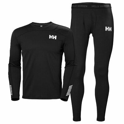 Helly Hansen Mens Lifa 1//2 Zip LS Fitness Exercise Base Layer Top 28/% OFF RRP