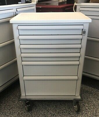 Specialty Carts 165UD (6 Drawer) Medical Cart