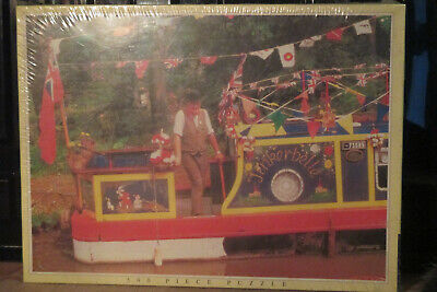 cannal boat  500 Piece Jigsaw Puzzle, Toys & Games, Brand New