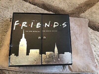 Friends Complete Boxset - The One With All Ten Series on DVD - 30 DVD's