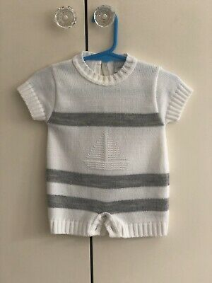 'jan and elion' Baby Romper