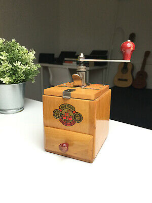 """""""Burgmühle BKF 928"""" Coffee Grinder Kaffeemühle moulin a cafe - EXTREMELY RARE"""