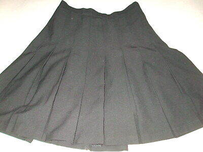 Girls - David Lurke - (School) Skirt - Age 9 - Black