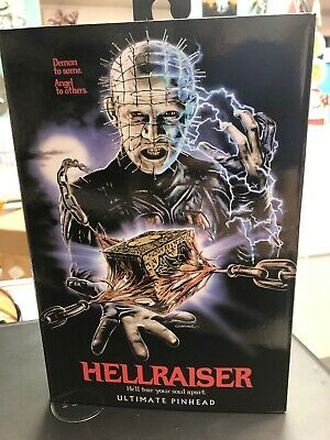 NECA Hellraiser - Ultimate Pinhead Action Figure NIB