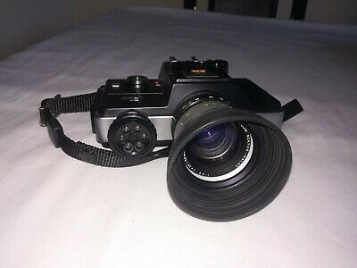 Minolta 110 zoom slr Working Order